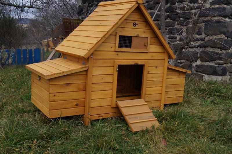 poulailler pour 6 poules. Black Bedroom Furniture Sets. Home Design Ideas
