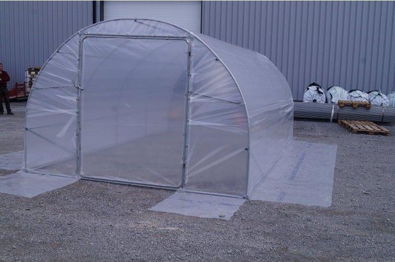 serre tunnel. Black Bedroom Furniture Sets. Home Design Ideas