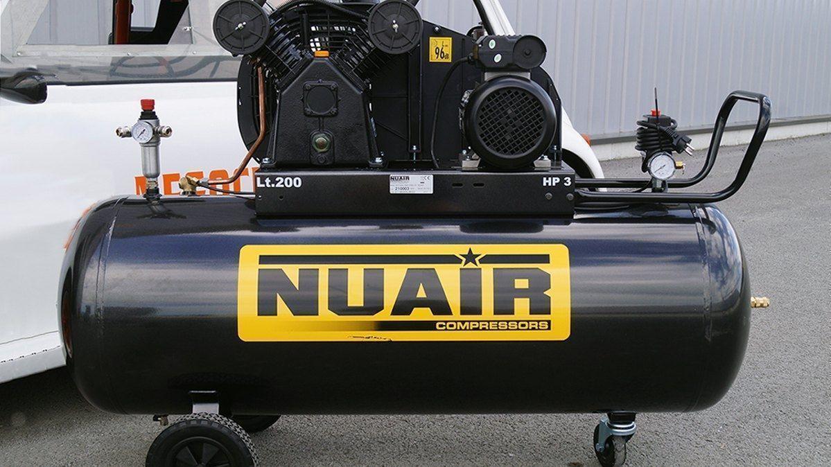Compresseur 200 litres