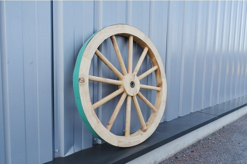 roue roulotte