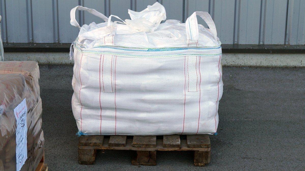 40 sacs de Bicarbonate
