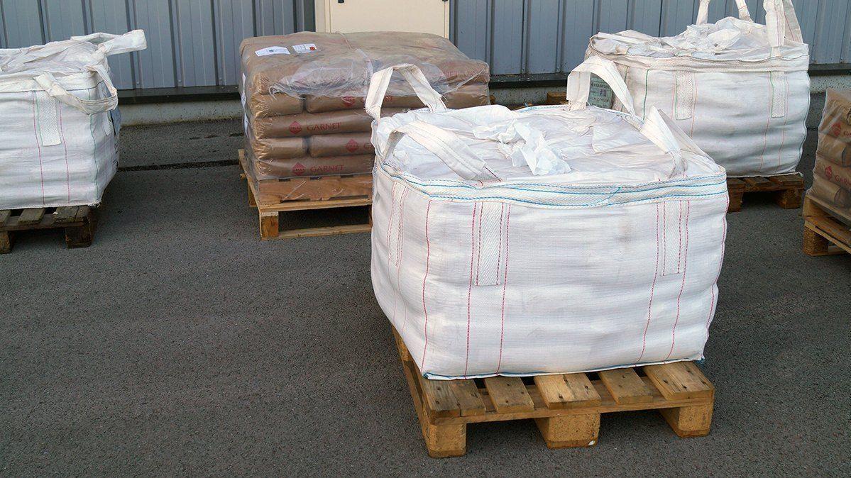 40 sacs de Coque de Noix