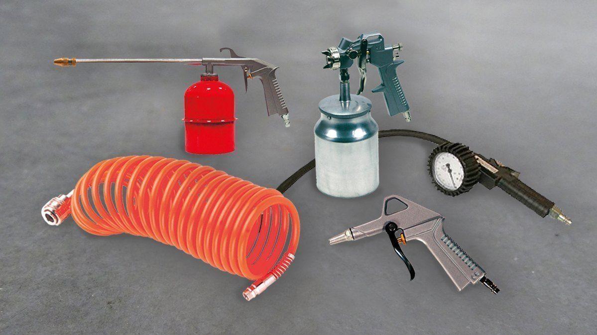 Kit Outils Pneumatiques