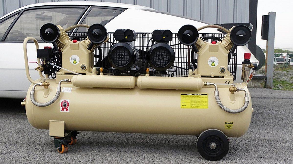 Compresseur 150L 2 x 4CV